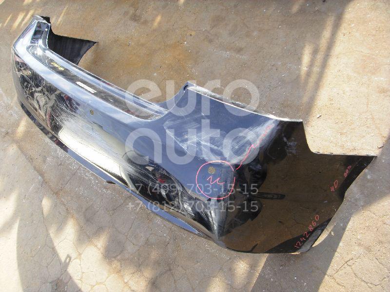 Бампер задний для Honda Civic 4D 2006-2012 - Фото №1