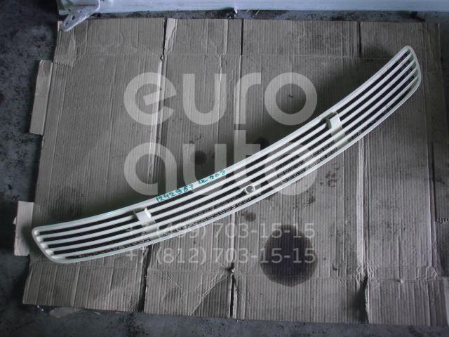 Решетка в капот для Mercedes Benz W203 2000-2006 - Фото №1