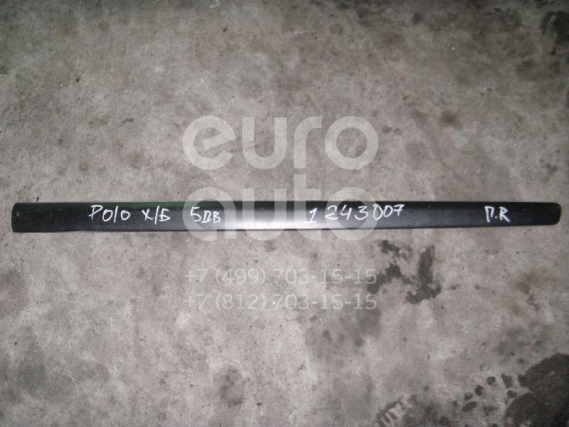 Молдинг передней правой двери для VW Polo 2001-2009;Polo (HB) 2009> - Фото №1