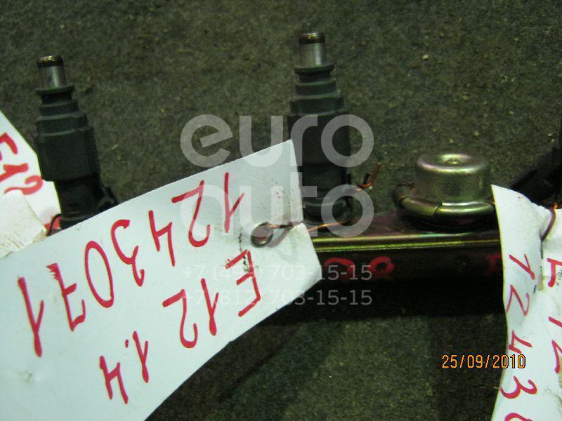 Форсунка инжекторная электрическая для Toyota Corolla E12 2001-2007;Avensis II 2003-2008;Corolla E11 1997-2001;Auris (E15) 2006-2012;Corolla E15 2006-2013 - Фото №1