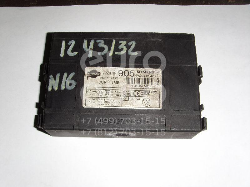 Блок комфорта для Nissan Almera N16 2000-2006 - Фото №1