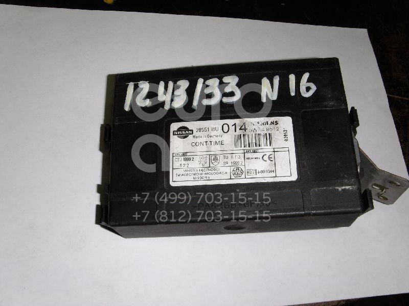 Блок электронный для Nissan Almera N16 2000-2006;Almera Tino 2000-2006 - Фото №1