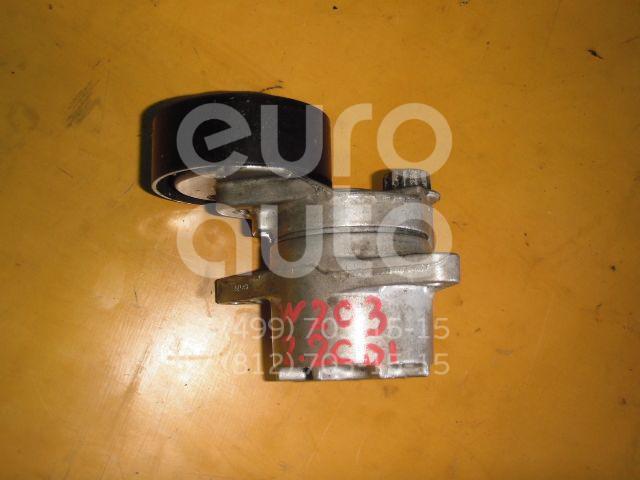 Кронштейн ролика-натяжителя руч. ремня для Mercedes Benz W203 2000-2006 - Фото №1