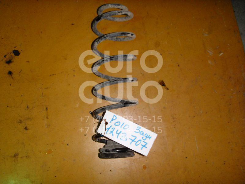 Пружина задняя для VW,Skoda,Seat,Audi Polo 2001-2009;Fabia 2007-2015;Cordoba 2003-2008;Ibiza IV 2002-2008;A1 2010> - Фото №1