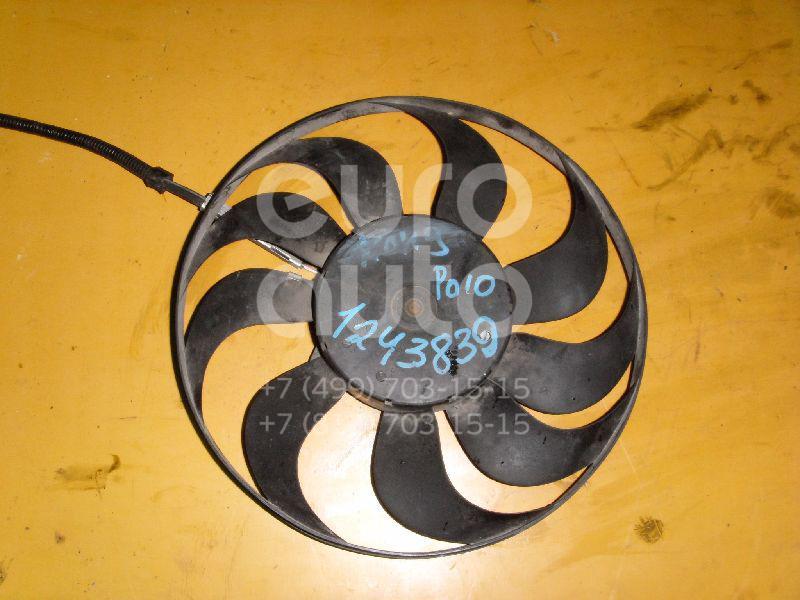 Вентилятор радиатора для VW,Skoda,Seat Polo 2001-2009;Fabia 1999-2006;Cordoba 2003-2008;Ibiza IV 2002-2008 - Фото №1