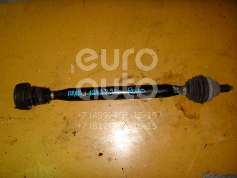 Полуось передняя правая для VW Polo 2001-2009 - Фото №1