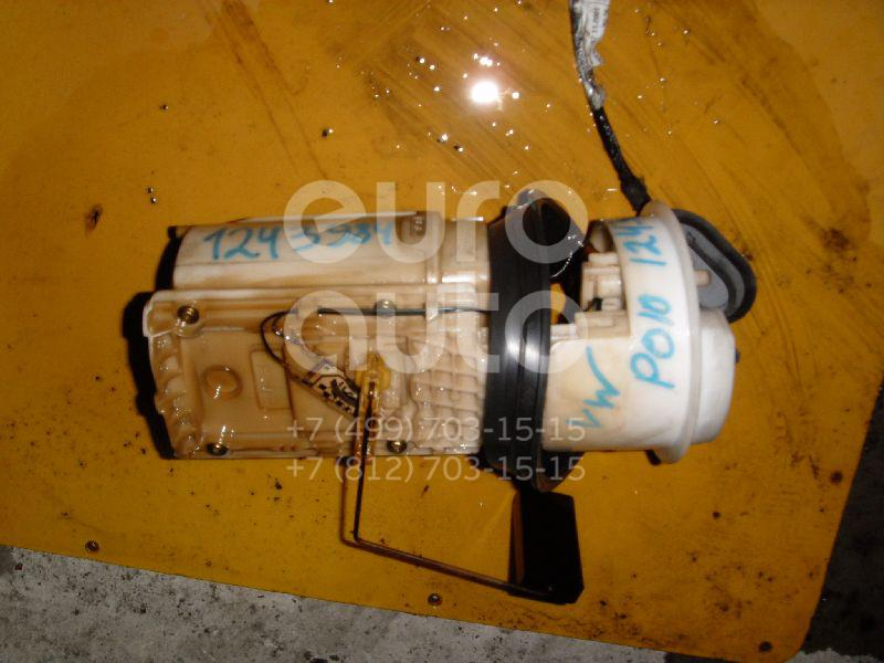 Насос топливный электрический для VW,Skoda,Seat Polo 2001-2009;Fabia 2007-2015;Cordoba 2003-2008;Ibiza IV 2002-2008 - Фото №1