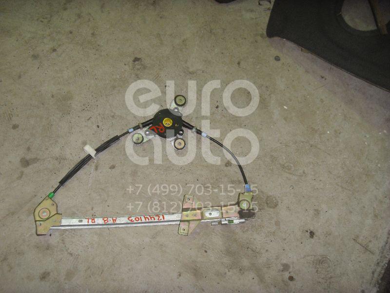 Стеклоподъемник электр. задний левый для Audi A8 [4D] 1994-1998;A8 [4D] 1998-2003 - Фото №1