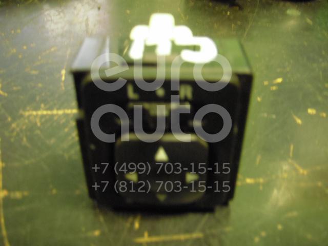 Переключатель регулировки зеркала для Mitsubishi Outlander (CU) 2003-2009;Galant (DJ,DM) 2003-2012;Pajero Pinin (H6,H7) 1999-2005;Lancer (CS/Classic) 2003-2007;Outlander XL (CW) 2006-2012;ASX 2010-2016;ENDEAVOR 2003-2011 - Фото №1