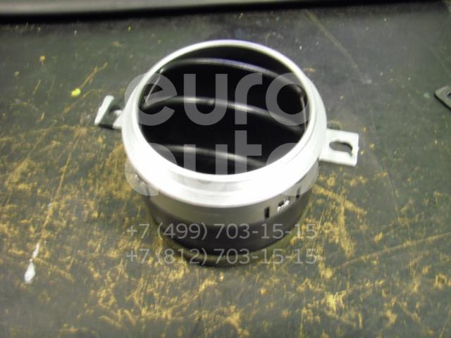 Дефлектор воздушный для Mitsubishi Outlander (CU) 2001-2008 - Фото №1