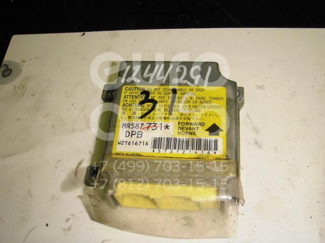 Блок управления AIR BAG для Mitsubishi Outlander (CU) 2001-2008 - Фото №1