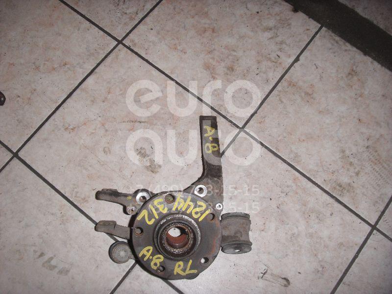 Кулак поворотный задний левый для Audi A8 1994-1998 - Фото №1
