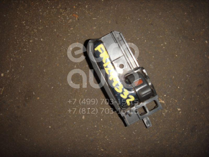 Ручка двери внутренняя правая для Toyota Corolla E12 2001-2006;Avensis II 2003-2008 - Фото №1