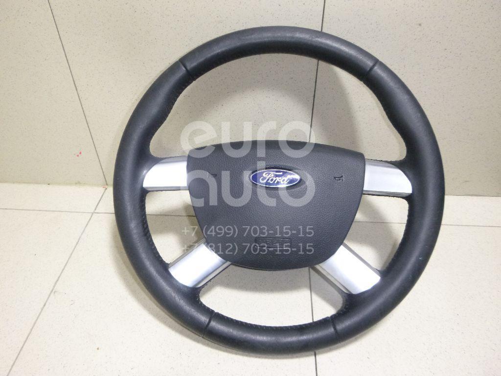 Рулевое колесо с AIR BAG для Ford C-MAX 2003-2010 - Фото №1
