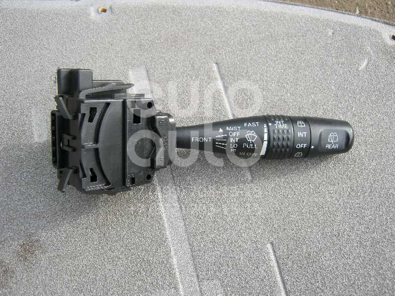 Переключатель стеклоочистителей для Mitsubishi Outlander (CU) 2003-2009 - Фото №1