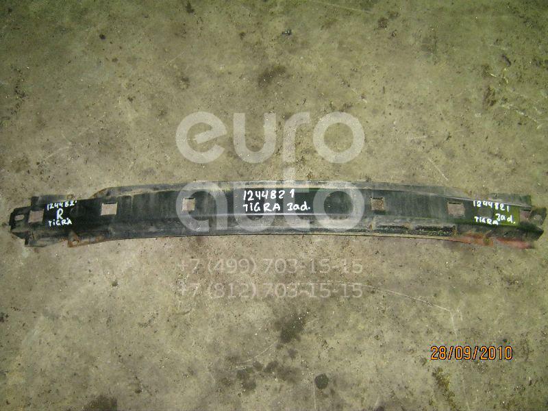 Усилитель заднего бампера для Opel Tigra 1994-2000 - Фото №1