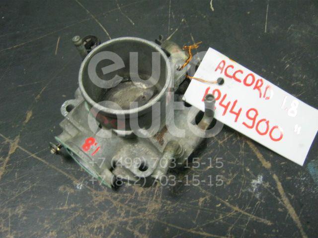 Заслонка дроссельная механическая для Honda Accord VI 1998-2002 - Фото №1