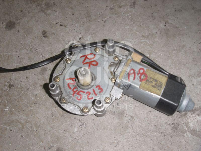 Моторчик стеклоподъемника для Audi A8 [4D] 1994-1998;100 [C4] 1991-1994;A6 [C4] 1994-1997 - Фото №1