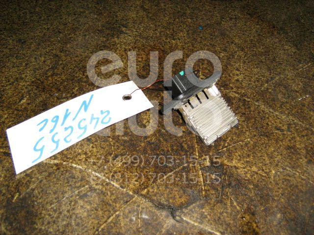 Резистор отопителя для Nissan Almera Classic (B10) 2006-2013 - Фото №1