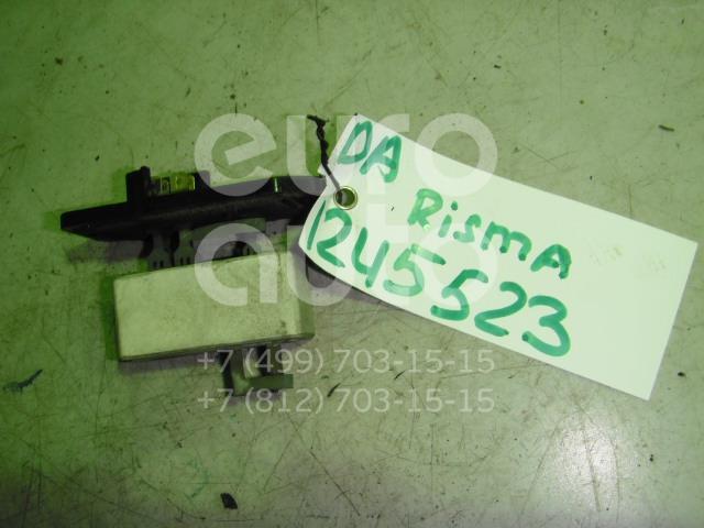 Резистор отопителя для Mitsubishi Carisma (DA) 2000-2003 - Фото №1
