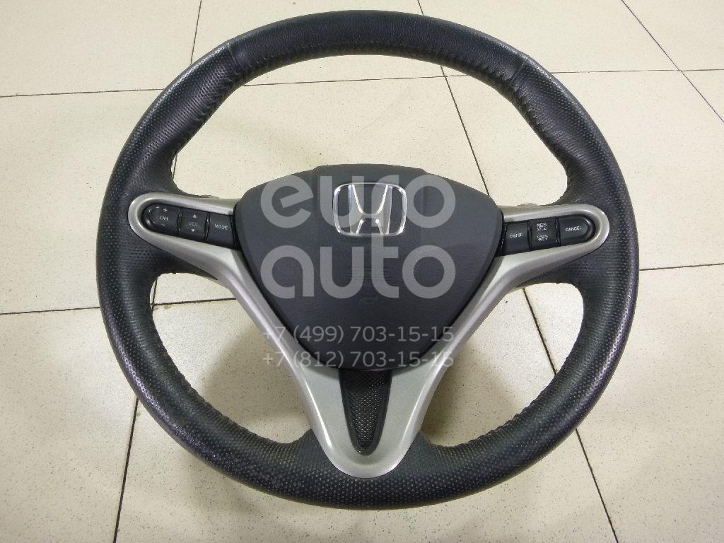 Рулевое колесо с AIR BAG для Honda Civic 4D 2006-2012 - Фото №1