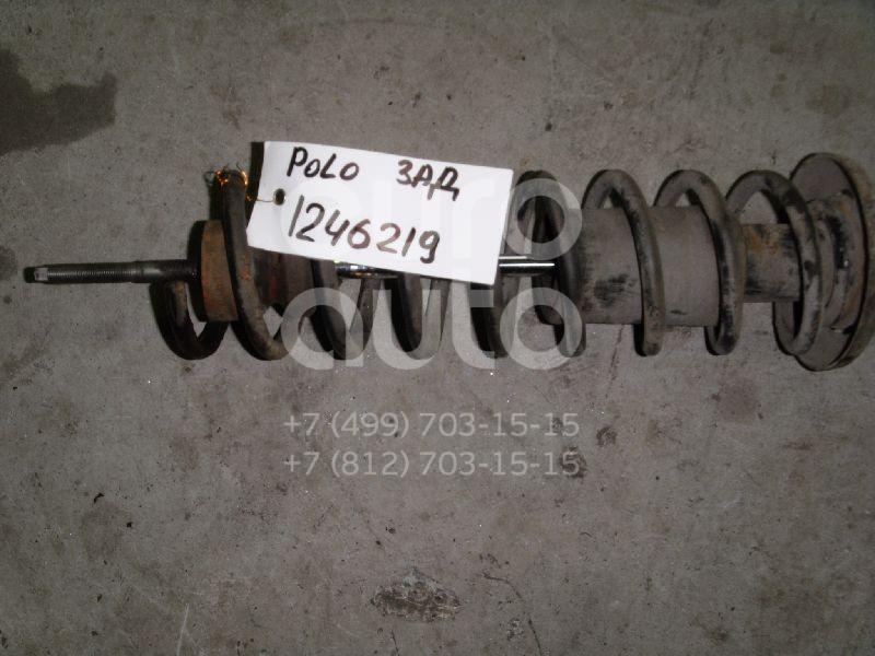 Пружина задняя для VW Polo 1994-1999 - Фото №1
