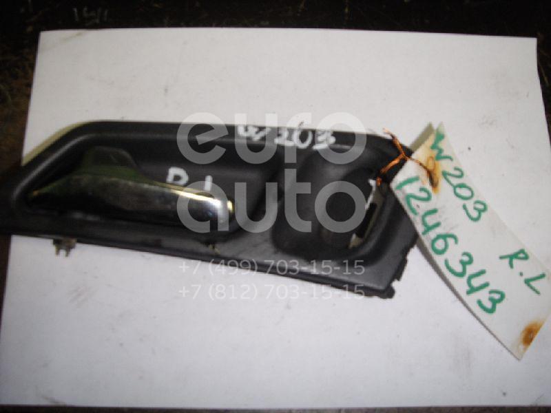 Ручка двери задней внутренняя левая для Mercedes Benz W203 2000-2006 - Фото №1