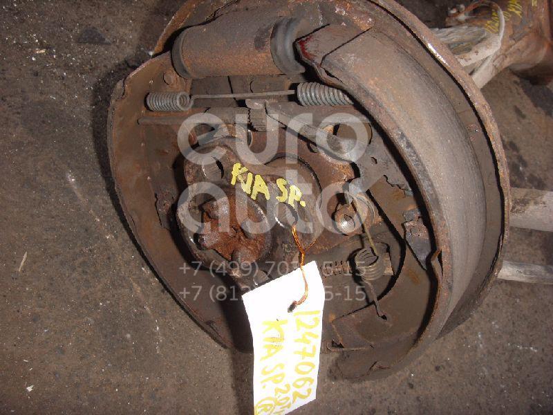 Полуось задняя правая для Kia Sportage 1994-2004 - Фото №1