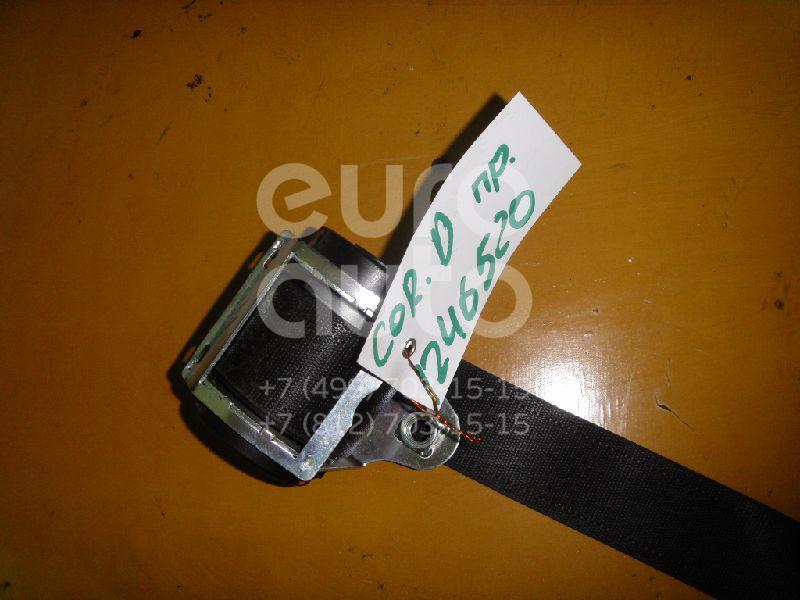 Ремень безопасности для Opel Corsa D 2006> - Фото №1