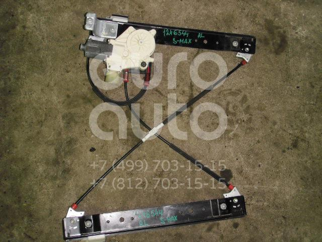 Стеклоподъемник электр. задний левый для Ford S-MAX 2006-2015;Galaxy 2006-2015 - Фото №1