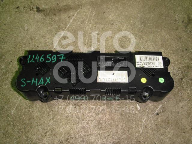 Блок управления климатической установкой для Ford S-MAX 2006-2015;Galaxy 2006-2015;Mondeo IV 2007-2015 - Фото №1