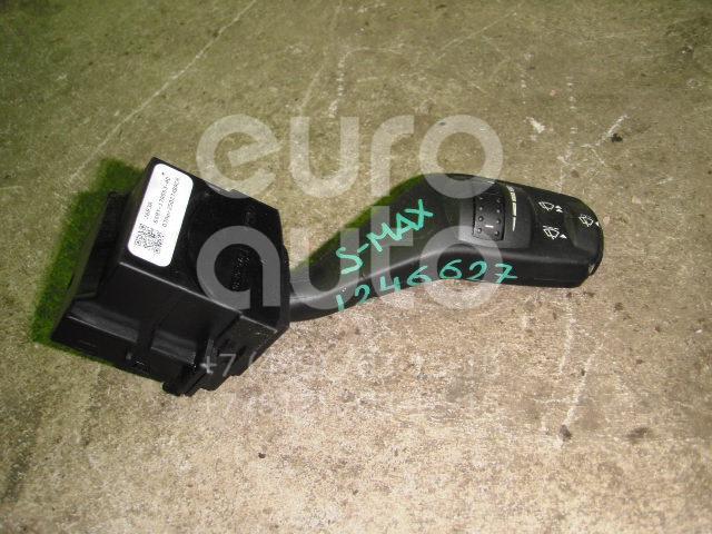 Переключатель стеклоочистителей для Ford S-MAX 2006-2015;Galaxy 2006-2015;Mondeo IV 2007-2015 - Фото №1