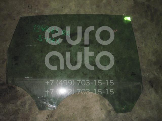 Стекло двери задней правой для Ford S-MAX 2006> - Фото №1