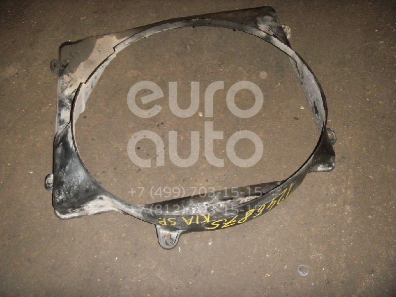Диффузор вентилятора для Kia Sportage 1994-2004 - Фото №1