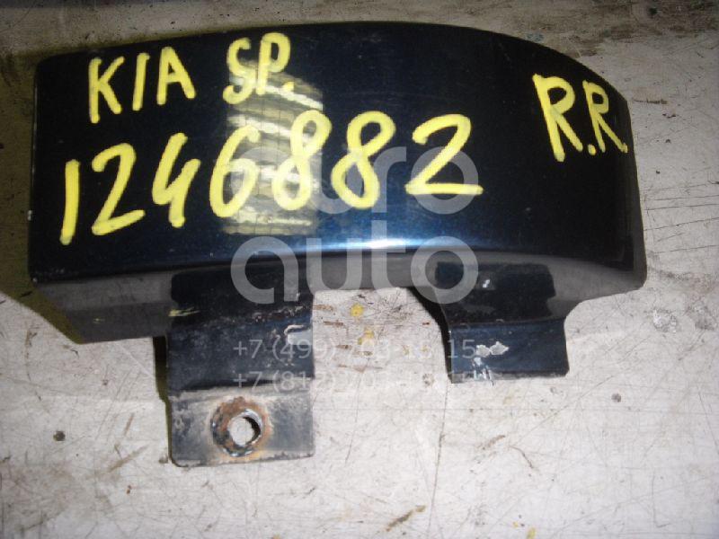 Планка под фонарь правая для Kia Sportage 1993-2006 - Фото №1