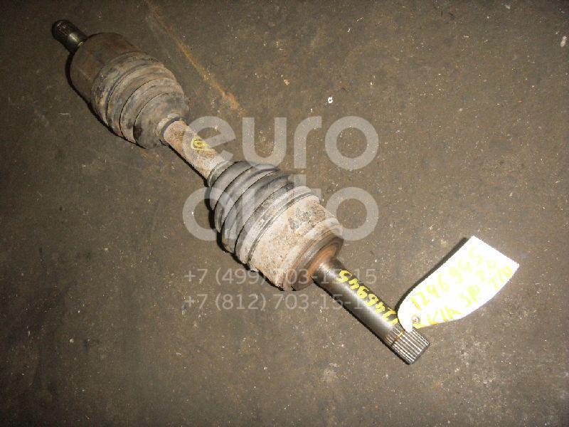 Полуось передняя правая для Kia Sportage 1994-2006 - Фото №1