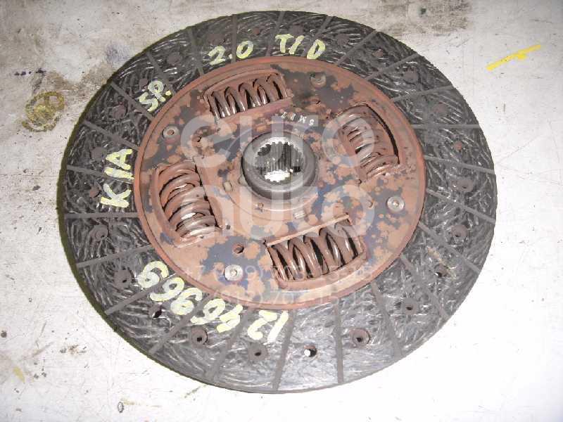 Диск сцепления для Kia Sportage 1994-2004 - Фото №1