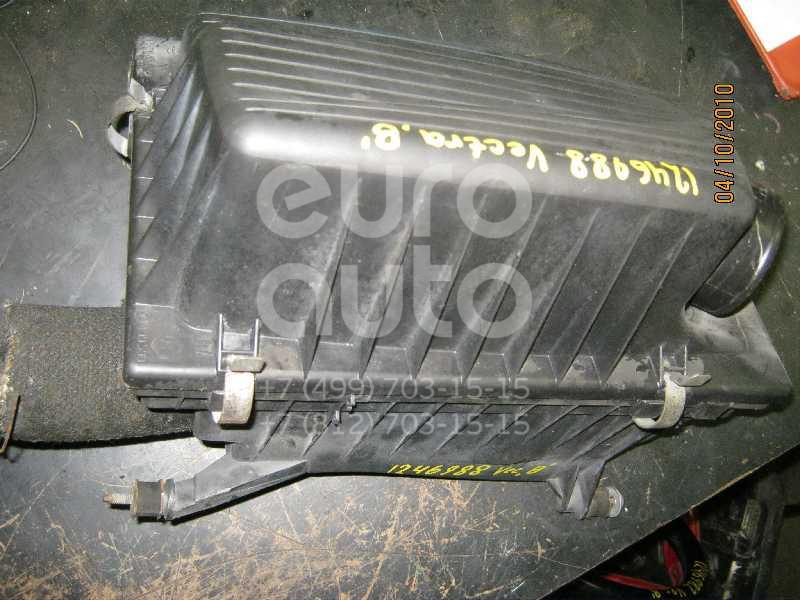 Корпус воздушного фильтра для Opel Vectra B 1995-1999 - Фото №1
