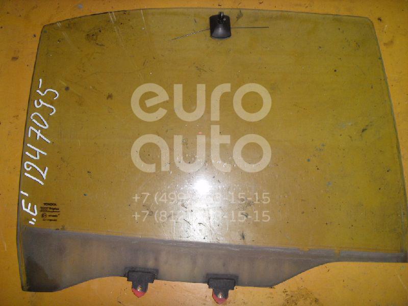 Стекло двери задней правой для Toyota Carina E 1992-1997 - Фото №1