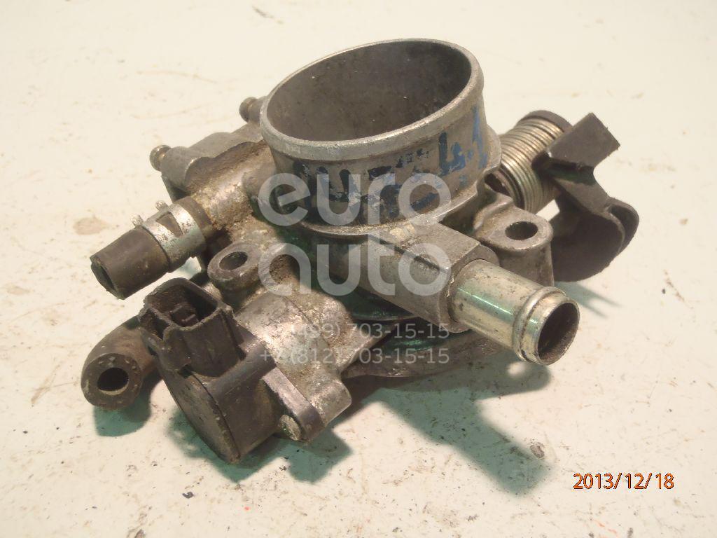 Заслонка дроссельная механическая для Toyota Corolla E12 2001-2007 - Фото №1