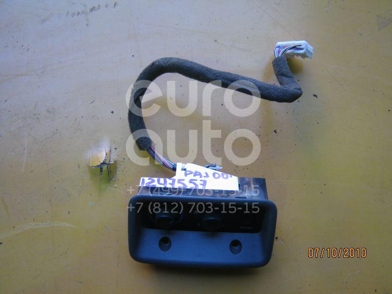 Блок управления отопителем для Mitsubishi Pajero/Montero (V6, V7) 2000-2006 - Фото №1