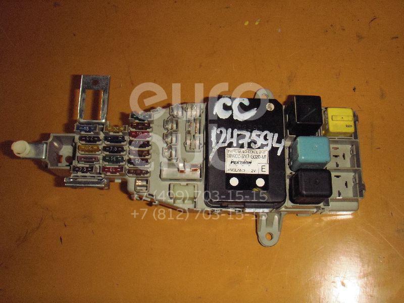 Блок предохранителей для Honda Accord V 1993-1996 - Фото №1