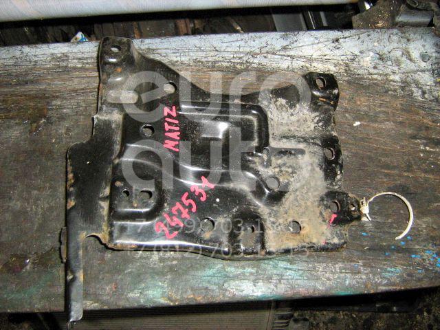 Крепление АКБ (корпус/подставка) для Daewoo Matiz 1998-2015 - Фото №1