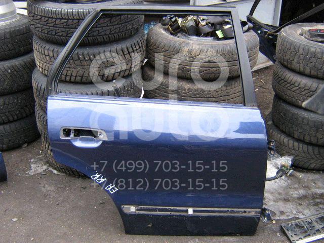 Дверь задняя правая для Mitsubishi Galant (EA) 1997-2003 - Фото №1