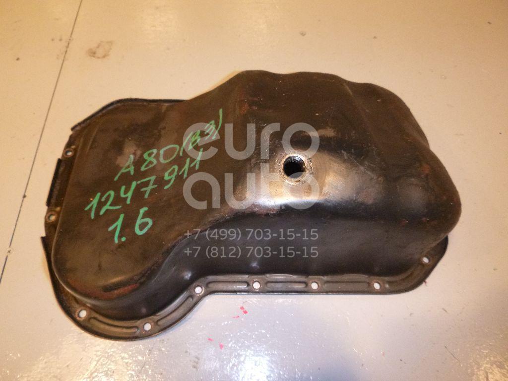 Поддон масляный двигателя для Audi,VW 80/90 [B3] 1986-1991;80/90 [B2] >1986;100/200 [44] 1983-1991;100 [C4] 1991-1994;A6 [C4] 1994-1997;Golf II/Jetta II 1983-1992;Passat [B2] >1988;80/90 [B4] 1991-1994 - Фото №1