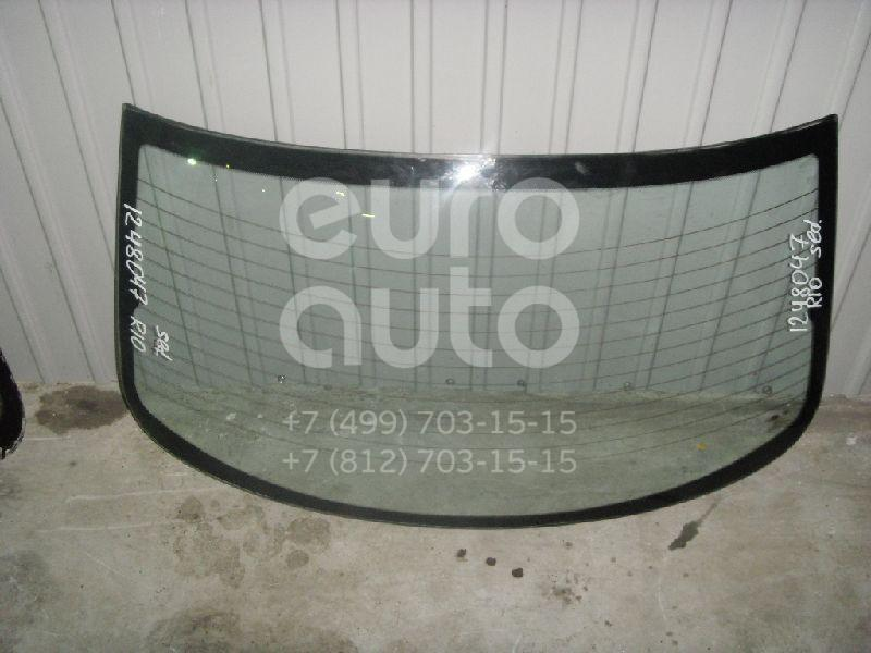 Стекло заднее для Kia RIO 2000-2004 - Фото №1