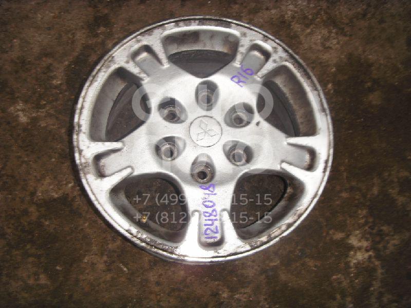 Диски колесные легкосплавные (к-кт) для Mitsubishi Pajero/Montero III (V6, V7) 2000-2006 - Фото №1