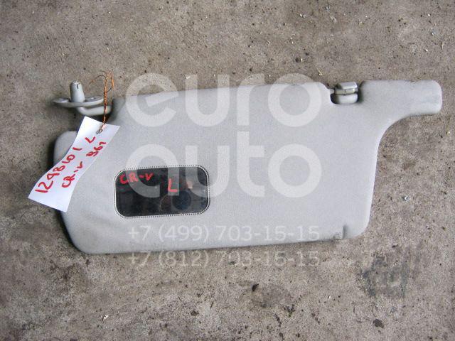 Козырек солнцезащитный (внутри) для Honda CR-V 1996-2002 - Фото №1