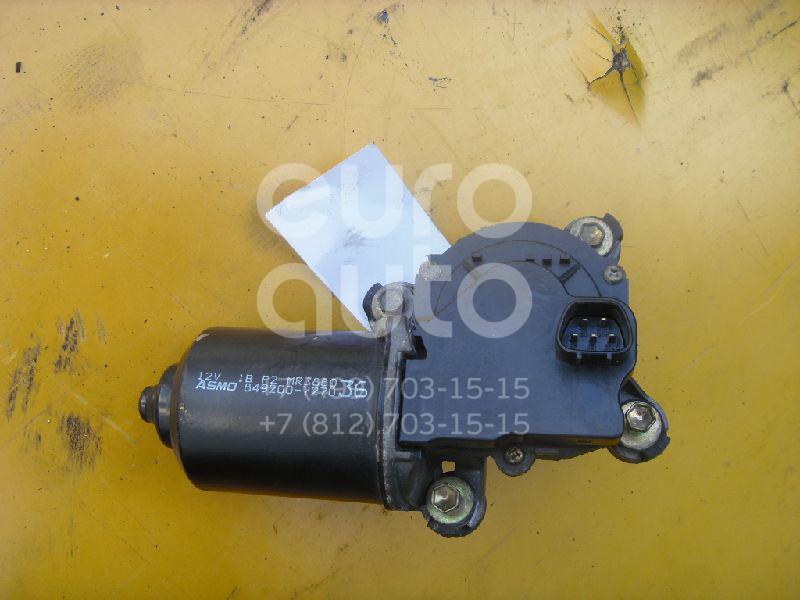 Моторчик стеклоочистителя передний для Mitsubishi Pajero/Montero III (V6, V7) 2000-2006 - Фото №1