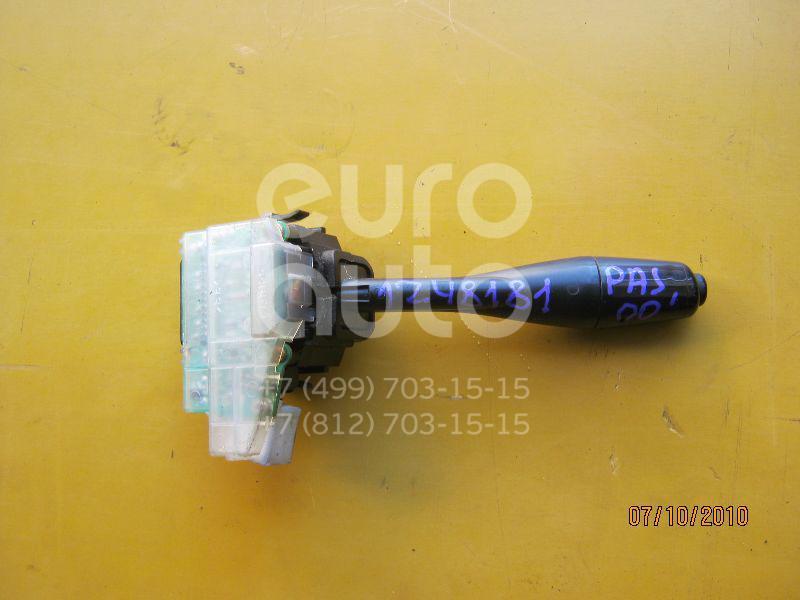 Переключатель поворотов подрулевой для Mitsubishi Pajero/Montero III (V6, V7) 2000-2006 - Фото №1